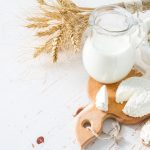 Cow's Milk And Milk Alternatives